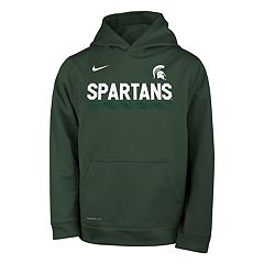 Boys 8-20 Nike Michigan State Spartans Therma-FIT Hoodie