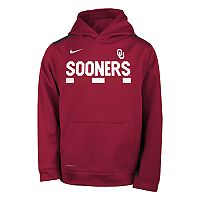 Boys 8-20 Nike Oklahoma Sooners Therma-FIT Hoodie