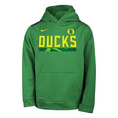 Boys 8-20 Nike Oregon Ducks Therma-FIT Hoodie