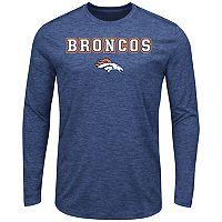 Men's Majestic Denver Broncos Fierce Intensity Tee