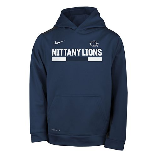 9df37331d Boys 8-20 Nike Penn State Nittany Lions Therma-FIT Hoodie