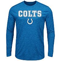 Men's Majestic Indianapolis Colts Fierce Intensity Tee