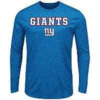 Men's Majestic New York Giants Fierce Intensity Tee