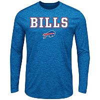 Men's Majestic Buffalo Bills Fierce Intensity Tee