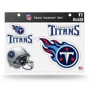 Tennessee Titans Team Magnet Set