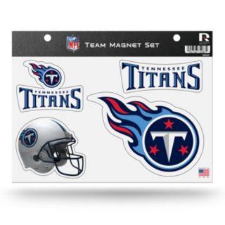 Tennessee Titans Team Magnet Set