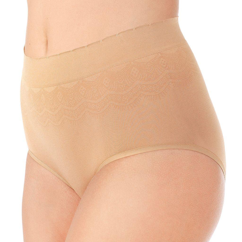 Vanity Fair No Pinch, No Show Seamless Brief Panty 13170
