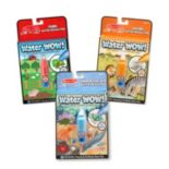 Melissa & Doug Water Wow! 3-pk. Water Reveal Pad Bundle