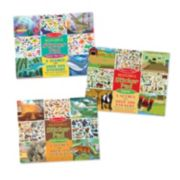 Melissa & Doug Reusable Sticker Pad Bundle