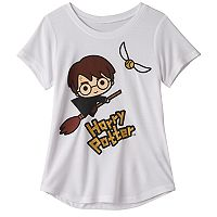 Girls 7-16 Harry Potter Quidditch Tee