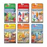 Melissa & Doug Water Wow! 6-pk. Water Reveal Pad Bundle