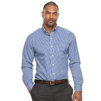 Big & Tall IZOD Sport Flex Button-Down Shirt