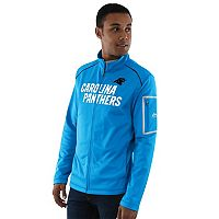 Men's Majestic Carolina Panthers Team Tech Jacket