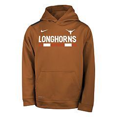 Boys 8-20 Nike Texas Longhorns Therma-FIT Hoodie