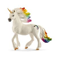 Bayala Rainbow Unicorn Stallion Figure by Schleich