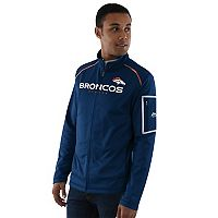 Men's Majestic Denver Broncos Team Tech Jacket