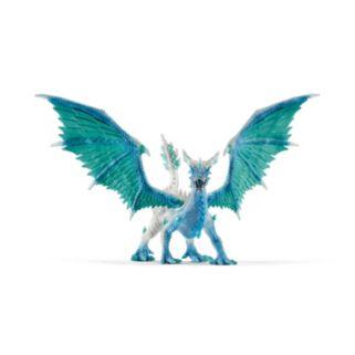 Eldrador Dragon Ice Hunter Figure by Schleich