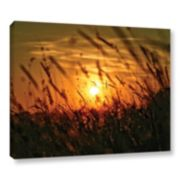 ArtWall An Evening With The Quiet Voice Canvas Wall Art