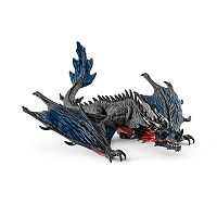 Eldrador Dragon Night Hunter Figure by Schleich