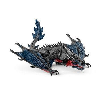 Eldrador Dragon Night Hunter Figure by Schleich