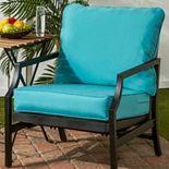 Greendale Home Fashions Deep Seat Cushion & Back Pillow Set