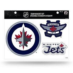 Winnipeg Jets Team Magnet Set