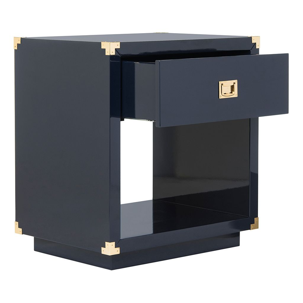 Safavieh Couture Lella 1-Drawer End Table