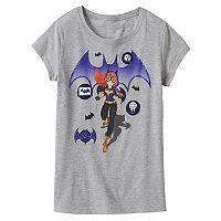 Girls 7-16 DC Super Hero Girls Batgirl Tee