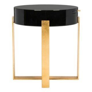 Safavieh Couture Round Modern End Table