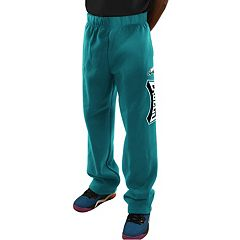 Men's Majestic Philadelphia Eagles Critical Victory Fleece Pants