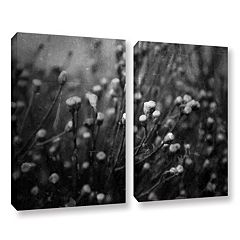 ArtWall Anticipation Of Canvas Wall Art 2-piece Set