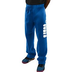 Men's Majestic Indianapolis Colts Critical Victory Fleece Pants