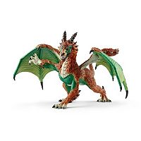 Eldrador Dragon Poacher Figure by Schleich