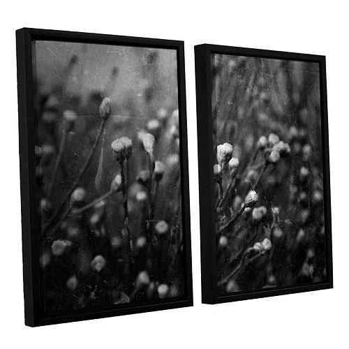 ArtWall ''Anticipation Of'' Framed Wall Art 2-piece Set