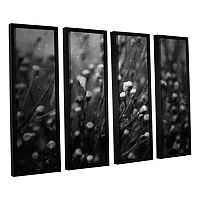 ArtWall Anticipation Of Framed Wall Art 4-piece Set