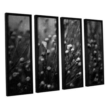 ArtWall Anticipation Of Framed Wall Art 4-piece Set