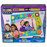 Educational Insights IllumiCraft Light-Up! Picture Frame