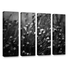 ArtWall Anticipation Of Canvas Wall Art 4-piece Set