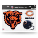 Chicago Bears Team Magnet Set