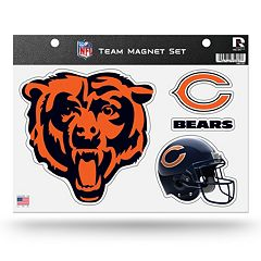 Chicago Bears Team Magnet Set