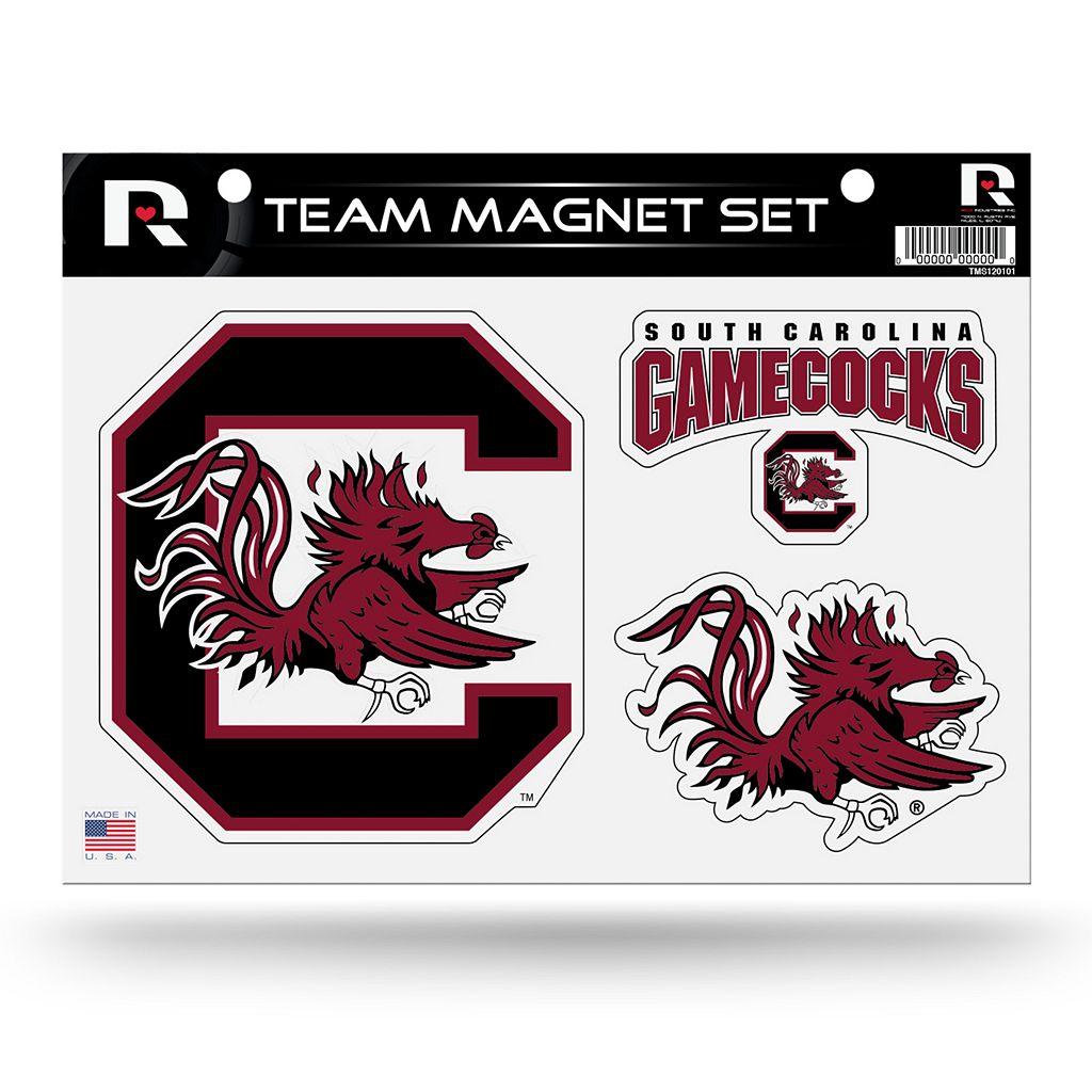 South Carolina Gamecocks Team Magnet Set