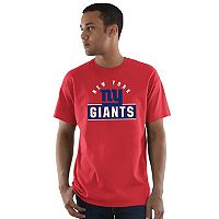 Men's Majestic New York Giants Maximized Tee