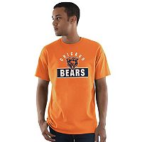 Men's Majestic Chicago Bears Maximized Tee