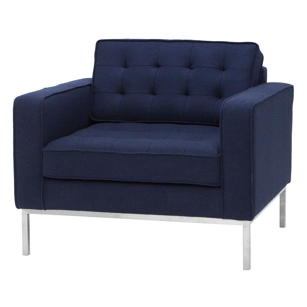 Safavieh Couture Davian Club Chair
