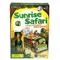 Educational Insights Sunrise Safari Board Game