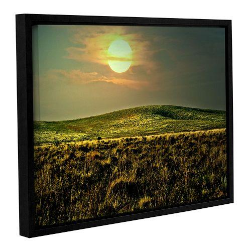 ArtWall Corner Pocket Framed Wall Art