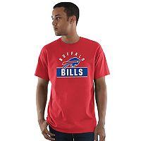Men's Majestic Buffalo Bills Maximized Tee