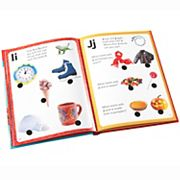 Educational Insights 5 pc Hot Dots Jr. Let's Learn the Alphabet Interactive Books Set