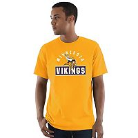 Men's Majestic Minnesota Vikings Maximized Tee