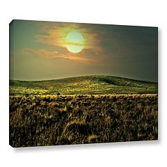 ArtWall Corner Pocket Canvas Wall Art